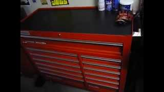 44'' Harbor Freight Tool Box Tour