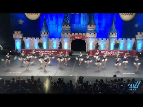 Lake Forest Dance Team- Pom 2014