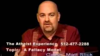 Christian Radio Host Calls Back: Proof Of God - TAG Debate Matt Slick & Matt Dillahunty (1)