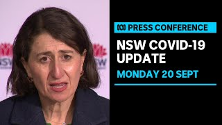 IN FULL: NSW records 935 COVID-19 cases, four deaths | ABC News