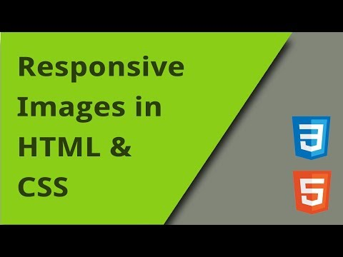 Responsive Images In HTML And CSS
