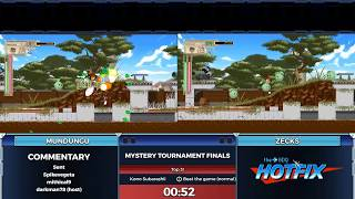GDQ Hotfix Presents: Mystery Tournament Top 8 Day 2