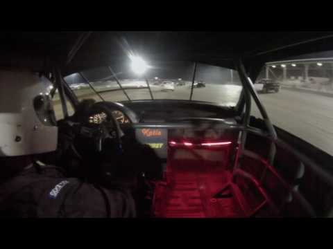 070116 Fayette County Speedway Pro 4 Feature from 412