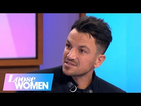 Peter Andre on His Extreme Junk Food Diet | Loose Women