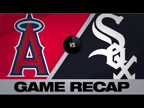Abreu, Mendick go yard to lift White Sox | Angels-White Sox Game Highlights 9/8/19