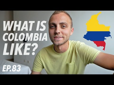 CRAZY first day in Medellín! 🇨🇴 What is COLOMBIA like? – Americans in Medellín