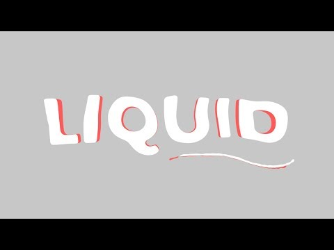Тизер - Жидкостная Анимация | Liquid Animation Teaser