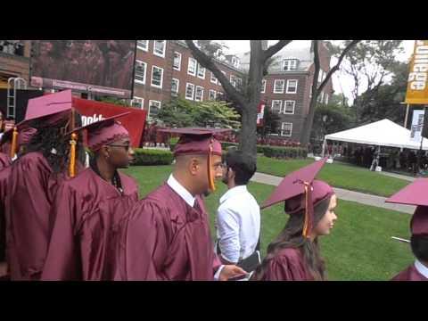 Brooklyn College Graduate class of 2014