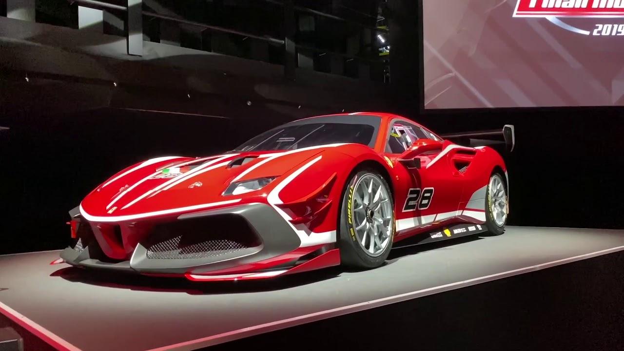 SAVAGE new Ferrari 488 Challenge EVO REVEAL!! Plus 488 GT3 ...