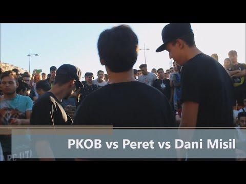 PKOB VS DANI MISIL VS PERET Filtros Clasificatoria FullRap VLC VS MADRID