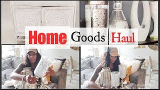 HOME DECOR HAUL || HOME GOODS  || BROWSE DECOR WITH ME