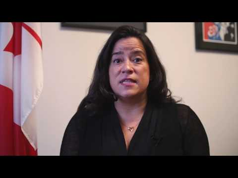 Minister Wilson-Raybould's message for the Charter's anniversary