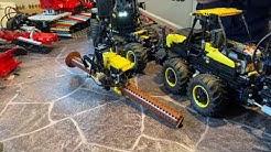 Timber! Legopuu kaatuu Lego-Ponssella