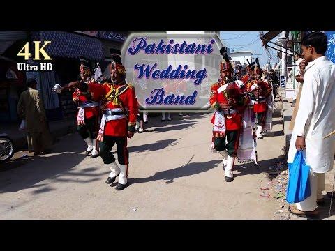 Pakistani Wedding Band (4K - Ultra HD)