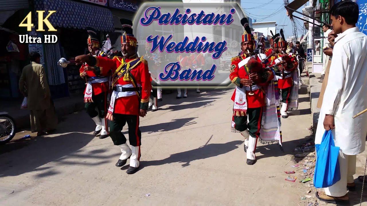 Pakistani Wedding Band 4K Ultra HD YouTube