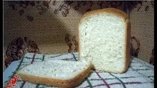 Белый хлеб (хлебопечь Gorenje BM900W)