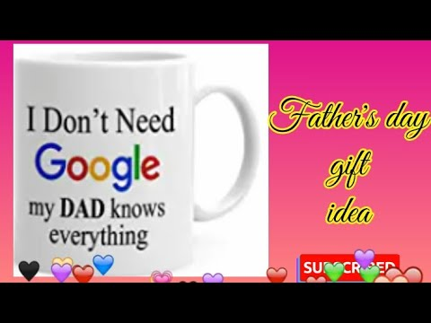 Father's Day Gift Ideas During Quarantine, You Can Make ...