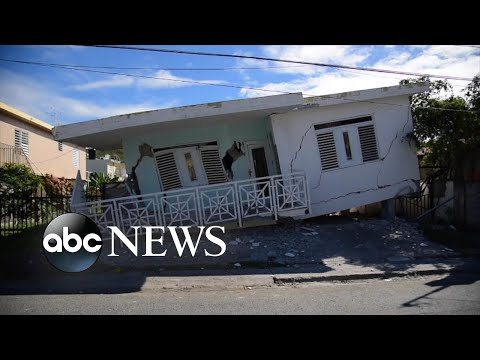 Crisis in Puerto Rico: Earthquakes, pandemic and water shortage