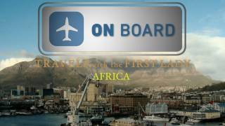 Travels with The First Lady: Africa