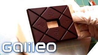 Sündhaft teure Versuchung: Luxus-Schokolade für über 200 Euro | Galileo | ProSieben