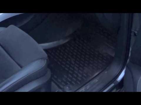 АВ АКС.РУ Коврики в салон Audi Q5 с 2009 по наст. время, полиуретан, Novline Autofamily