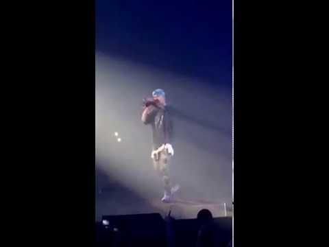 Justin Bieber Purpose World Tour Cincinnati Ohio