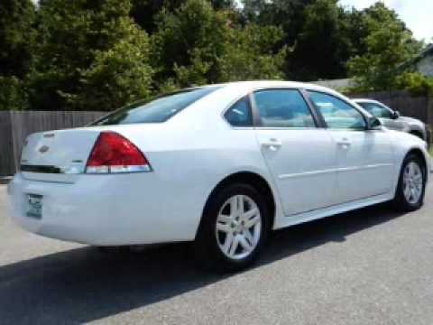 2011 chevrolet impala pensacola fl youtube for Frontier motors pensacola fl