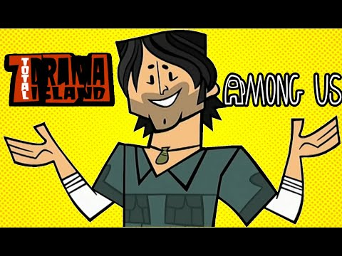 Total Drama Island But In Space | Among Us