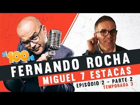 Pi100pé T3 -  Miguel 7 estacas