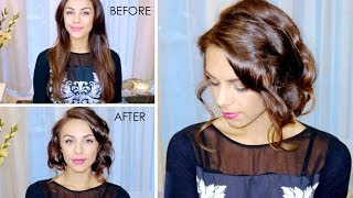 Chic Faux Bob Hair Tutorial ♥ (Great for Beginners!)