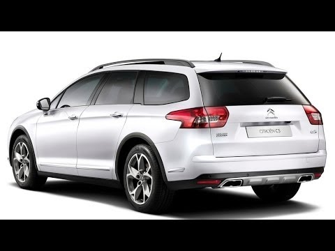 2015 citroen c5 crosstourer youtube. Black Bedroom Furniture Sets. Home Design Ideas