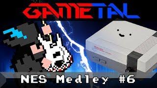 NEStalgia VI (NES Medley #6) - GaMetal Remix