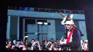 30 Seconds to Mars-The Kill- Ergo Arena 4 Maja 2015