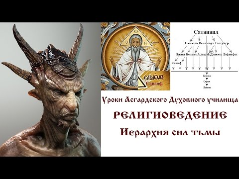 Видеоуроки Асгардского Духовного Училища -