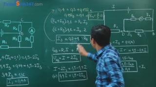 Ôn tập học kì I - Vật lí 11 - Thầy giáo Phạm Quốc Toản
