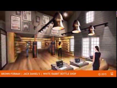 BROWN-FORMAN | JACK DANIEL'S | WHITE RABBIT BOTTLE SHOP