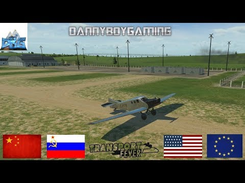 Transport Fever The Mods EP 70 Air Freight