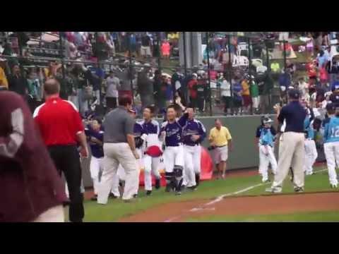 2014 LLWS Video - Seoul, South Korea wins International World Series Championship