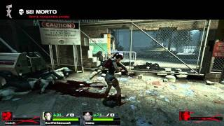 Left 4 Dead 2 - Dead City 2 Lite