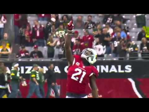 Patrick Peterson WIRED vs GreenBay Packers