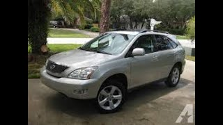 2005 Lexus RX330 review -In 3 minutes you