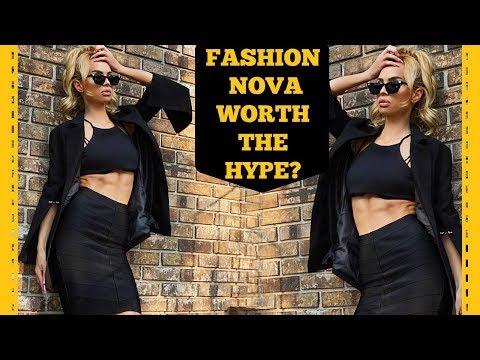 $300 on FASHION NOVA! Is It Worth The Hype?!
