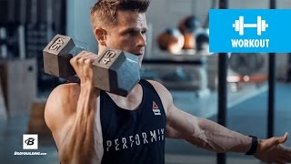 3 Dumbbell Moves You Have To Try | Andy Speer