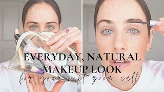 my everyday natural makeup routine (easy & natural)