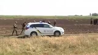 Рейдерский захват в Херсонской области и побоище с огнестрелом