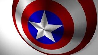 Blender Tutorial For Beginners: Captain America's Shield