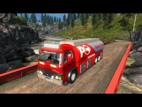 Ford Cargo D1210 | Regreso de Vacío por caminos montañosos | De Rusia a Noruega