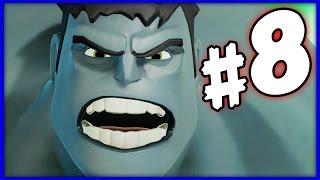 disney infinity 3 0 marvel battleground playset part 8 venom challenge