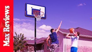 Best Portable Basketball Hoop In 2019? Top 3 Best Portable Basketball Hoop Reviews