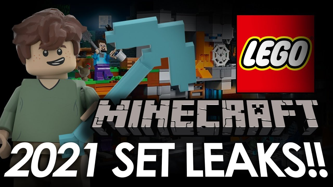 WELP The Minecraft sets are MEH!  Lego 8 Leaks First Impressions!